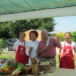 Cooking Class, Tuscany, 2012