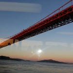 Golden Gate Bridge, San Francisco, 2012