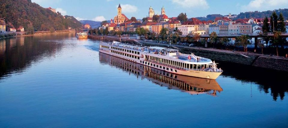 "VIKING RIVER CRUISE Portugal's ""River of Gold"""